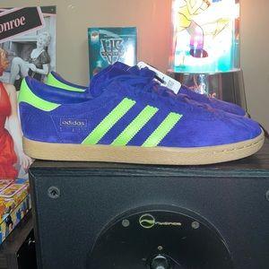 Adidas STADT Navy/Green